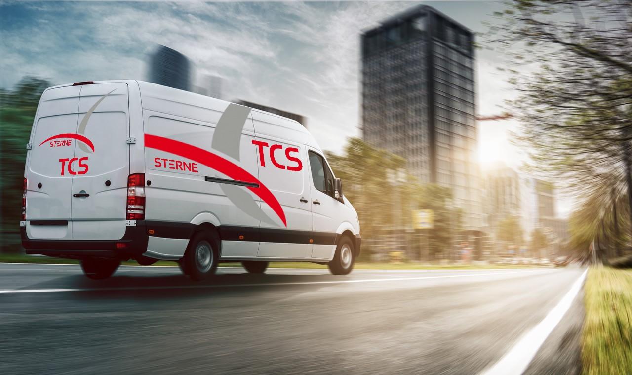 TCS, TNT, DHL et Chronopost : notre flotte de transporteurs.